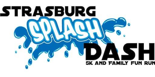 2019 Splash Dash 5K and Family Fun Run