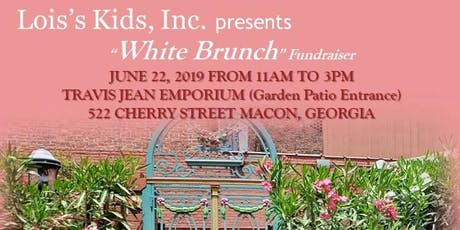 """White Brunch"" tickets"