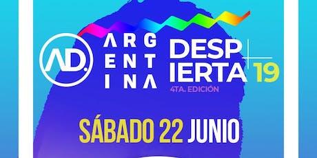 Argentina Despierta 4* Edición con Nancy Amancio y entradas