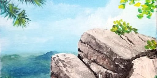 Paint a Piece of Letcher County: High Rock #2
