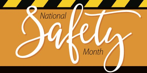 National Safety Month - Until Help Arrives