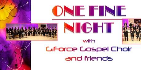One Fine Night concert tickets