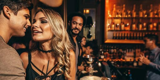 Bar Hop Singles Event Brisbane [Age 20 - 39]