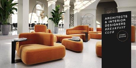 Architects & Interior Designers Breakfast Club tickets