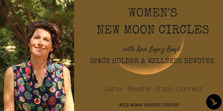 JULY New Moon in Cancer Women's Circle tickets
