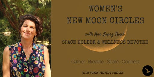 JULY New Moon in Cancer Women's Circle