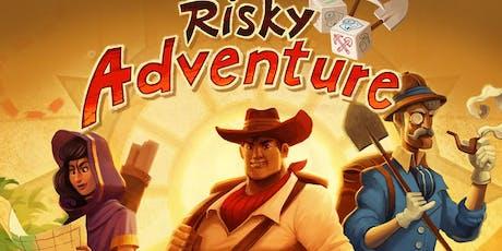 Risky Adventure Tickets