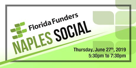 Florida Funders Naples Social tickets