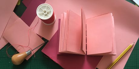 Introduction To Bookbinding Workshop | Term 3 | 18-19 | tickets