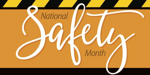 National Safety Month - Female Self Defense: Situational Awareness