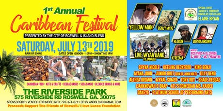 ROSWELL CARIBBEAN FESTIVAL tickets
