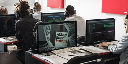 Music Production & Sound Engineering Open Evening | 26 June