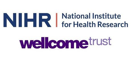 Introduction to NIHR and the Wellcome Trust tickets