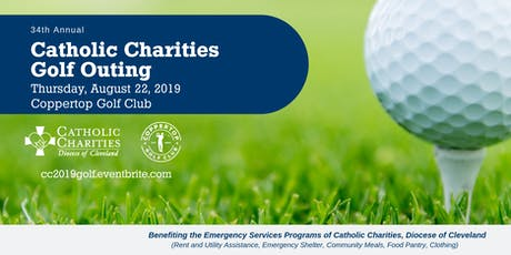 34th Annual Catholic Charities Golf Outing tickets