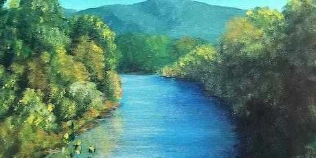 Paint a Piece of Letcher County: Fishpond #1 tickets