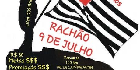 RACHÃO 9 DE JULHO ingressos
