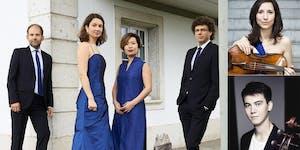 Meistersolisten im Isartal 6/2019: Amaryllis Quartett...
