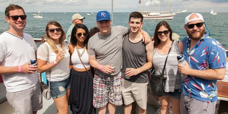 2019 Chicago Air Show Charity Yacht Party tickets