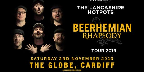 The Lancashire Hotpots (The Globe, Cardiff) tickets