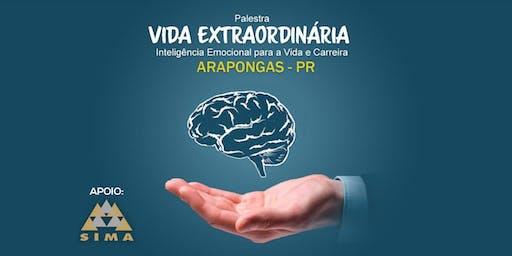 Workshop Vida Extraordinária - Inteligência Emocional para Vida e Carreira