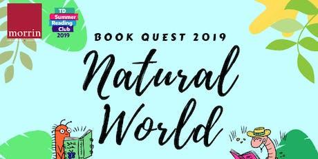 Book Quest : Snug as a Bug (ages 3-7) / Un monde d'insectes! (3-7 ans) tickets
