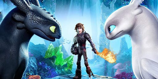 How to Train Your Dragon: The Hidden World Movie Screening