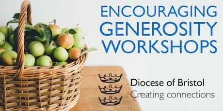 Encouraging Generosity: Through Preaching tickets