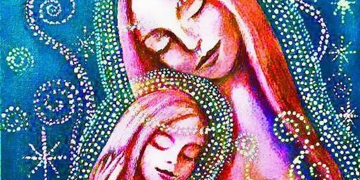Mother & Teen Daughter Healing Circle