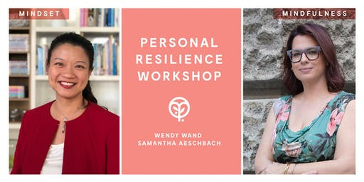 Action for Women: Resilience Workshop with Wendy Wand and Samantha Aeschbach