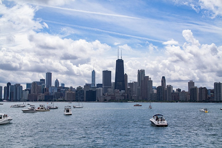 2020 Chicago Air Show Charity Yacht Party image