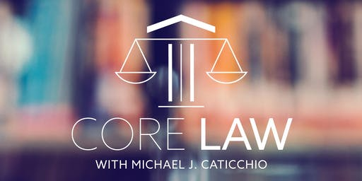 Core Law - 3hrs of CE