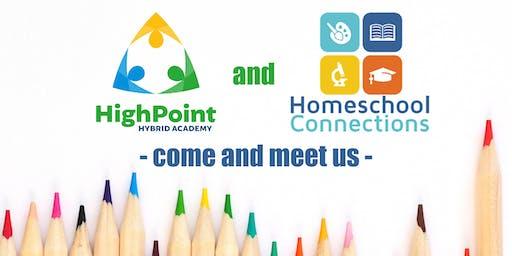 Meet Us: HighPoint Hybrid Academy & Homeschool Connections (June 24 - Evening)