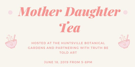 Chick-fil-A Madison: Mother Daughter Tea