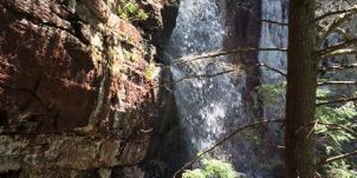Paint a Piece of Letcher County: Bad Branch Falls #1