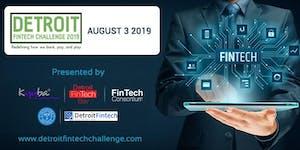 Detroit Fintech Challenge 2019