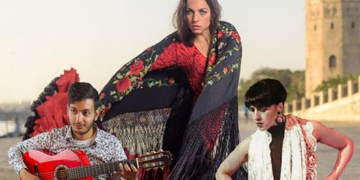 CalleJondo Flamenco Dance and Music at Assembly Rooms of Glastonbury