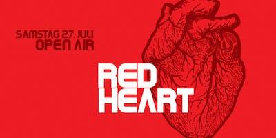 Red Heart Open Air