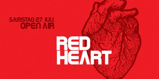 Red Heart Open Air