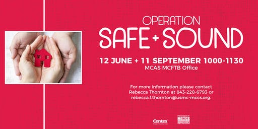 Operation Safe & Sound