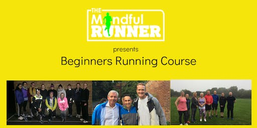 Beginners Mindful Running Course (8 weeks)
