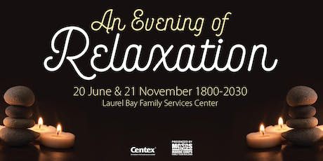 An Evening of Relaxation tickets