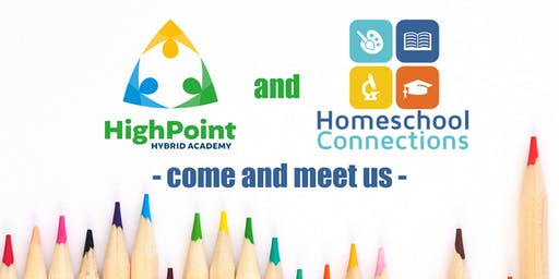Meet Us: Homeschool Connections & HighPoint Hybrid Academy (June 24 - Afternoon)