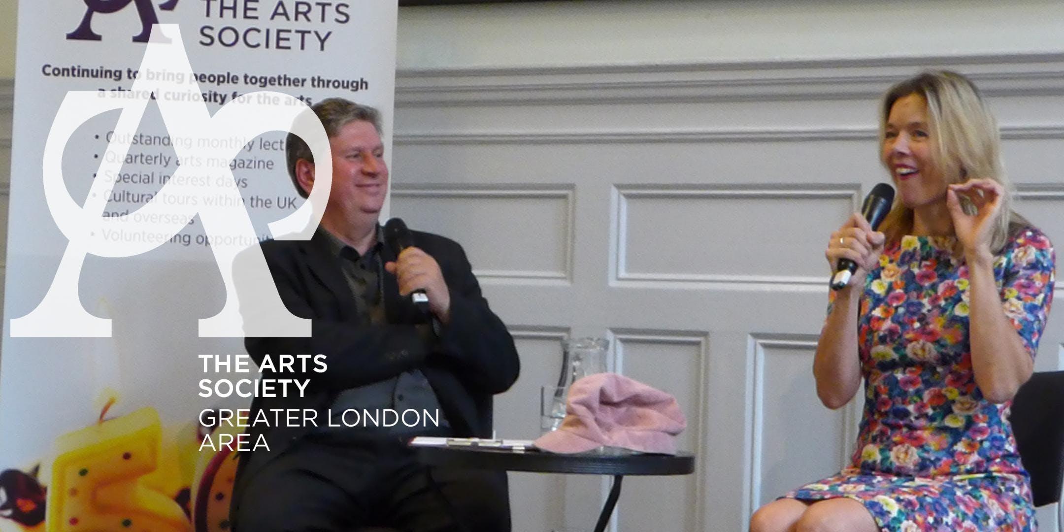 Arts on Saturday - The Arts Society Greater London Area