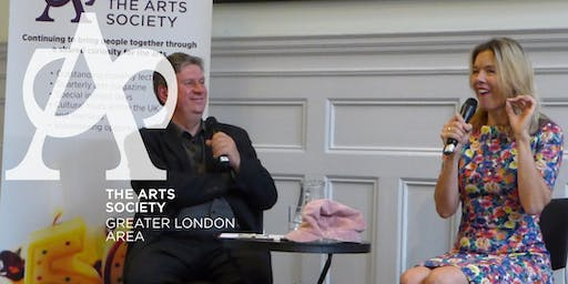 Arts on Saturday - The Arts Society Greater London Area