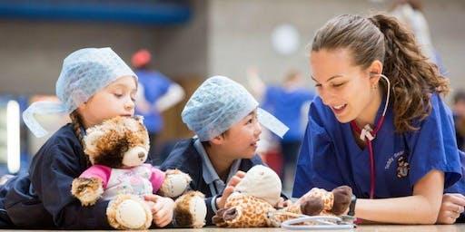 Teddy Bear Care Fair