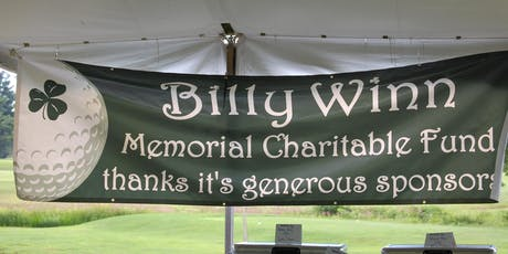 10th Annual Billy Winn Memorial Golf Tourney tickets