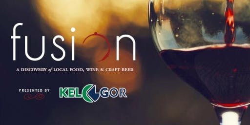 2019 FUSION Food & Wine Show - Special 10TH Anniversary Celebration! Presented by Kel-Gor.