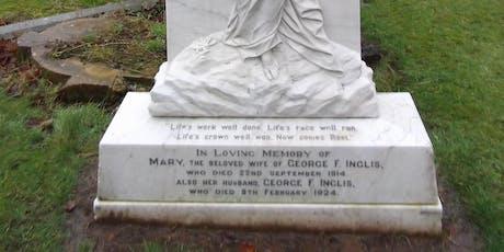 History of Belfast City Cemetery  tickets