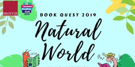 Book Quest : Colourful Birds (ages 3-7) / Oiseaux Colorés (3-7 ans) tickets