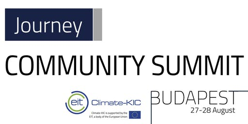 Journey Community Summit in Budapest